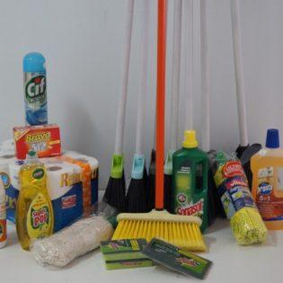 higiene e limpeza 2
